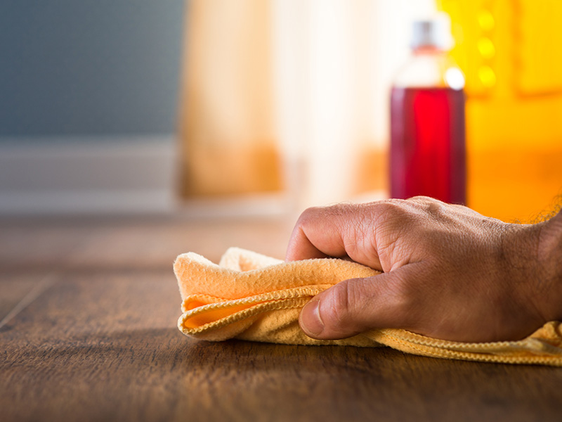 Pfege und Reinigung Casa Wiskirchen