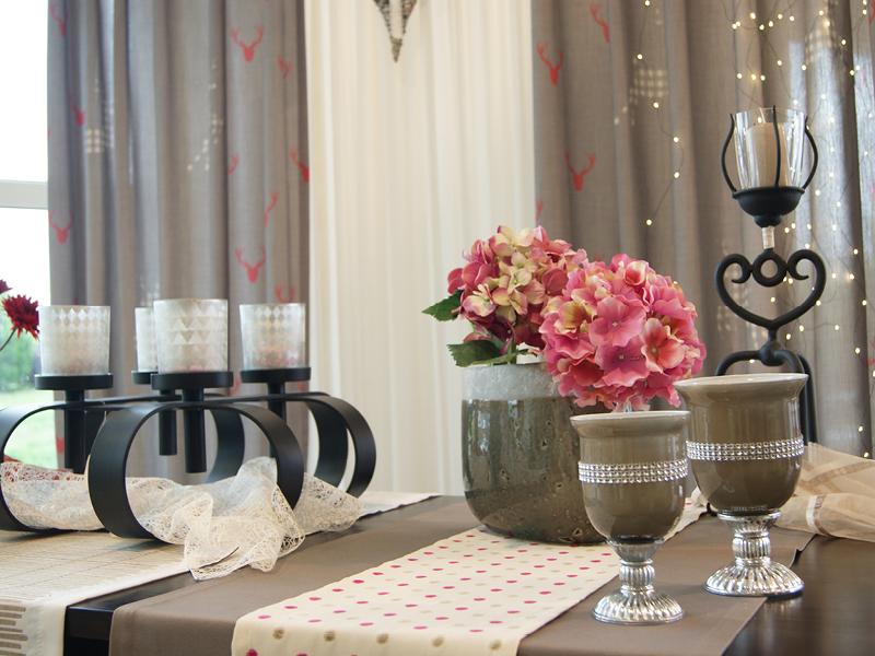 Casa Wiskirchen, Angebote für Raumausstattung, Gardinen, Vorhänge, Sonnenschutz, Vasen, Kerzenleuchter