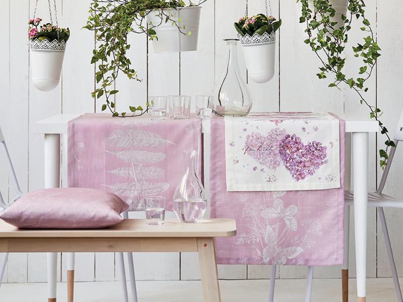 Casa Wiskirchen - ihr Partner für Tischwäsche, Kissen , Frottierware, Badteppiche