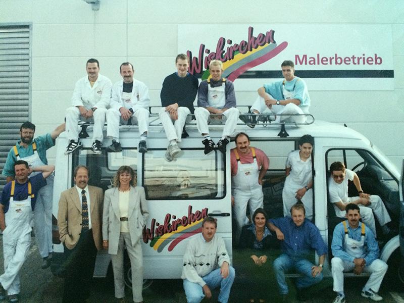 Casa Wiskirchen - ihr Raumausstatter, Maler und Lackierer